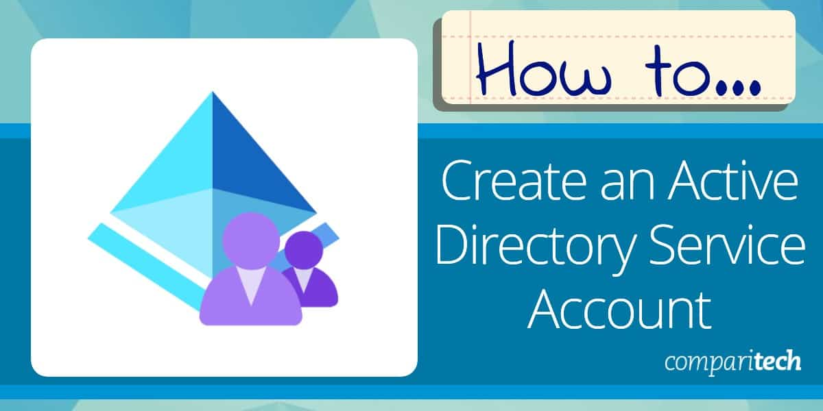 Active Directory Service Account