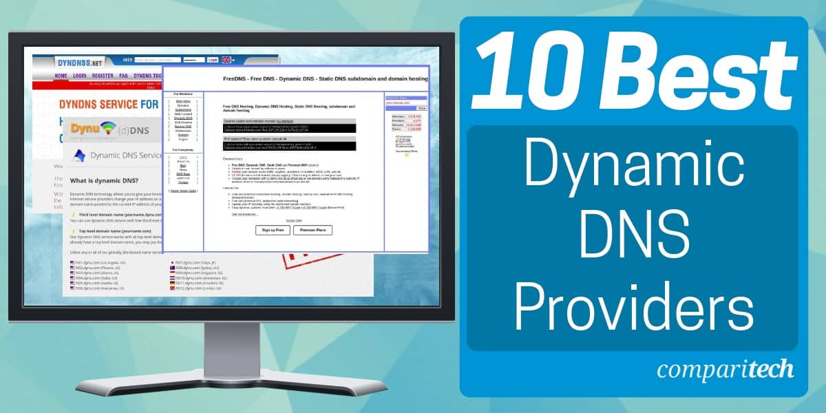 Best Dynamic DNS Providers