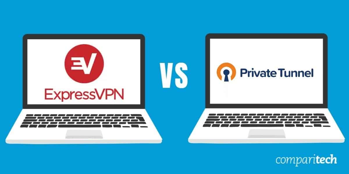 ExpressVPN vs Private Tunnel