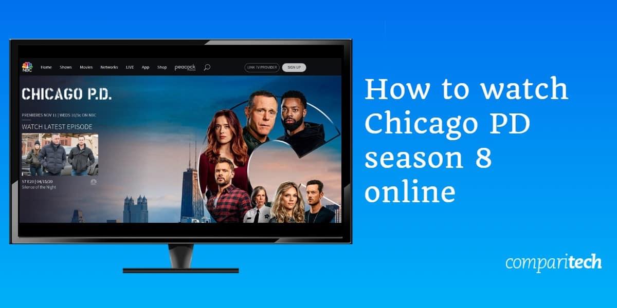 watch Chicago PD season 8 online
