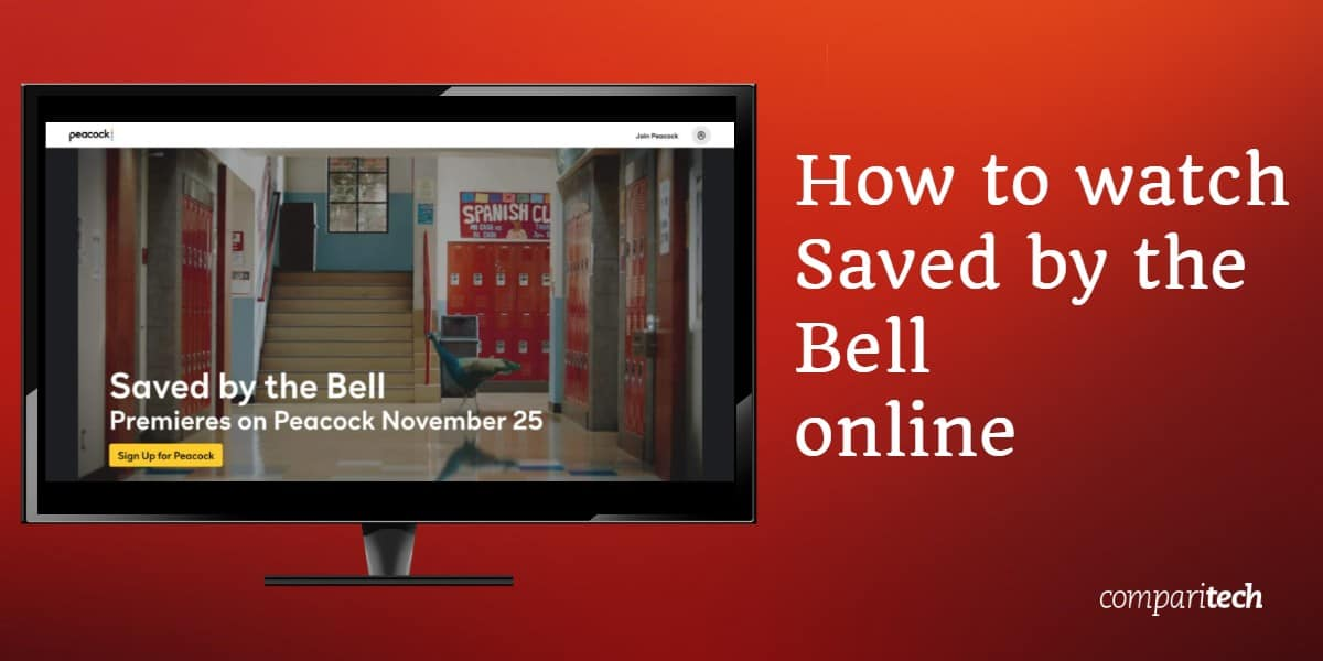 How to watch Saved by the Bell Reboot online