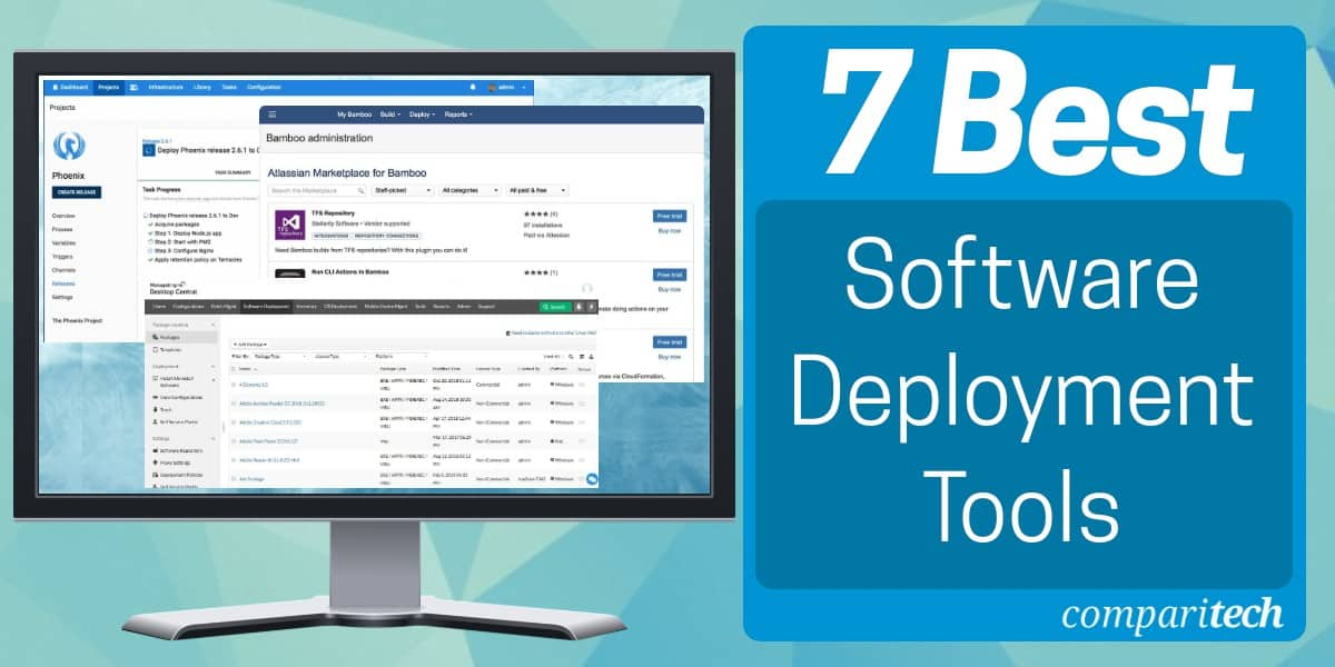Best Software Deployment Tools