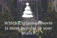 Which Christmas movie is most popular in your state?