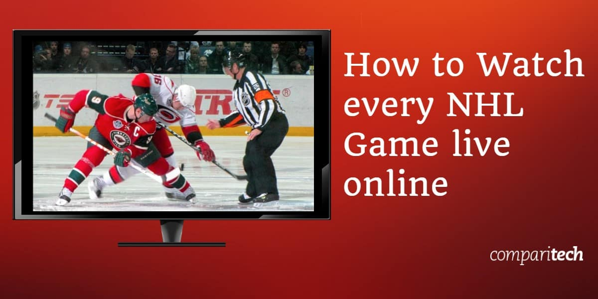 Watch NHL Games online without cable