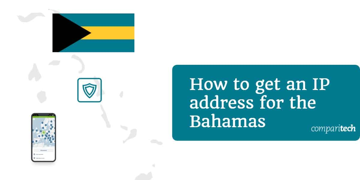 IP address Bahamas