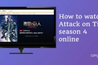 How to watch Attack on Titan season 4 online from anywhere