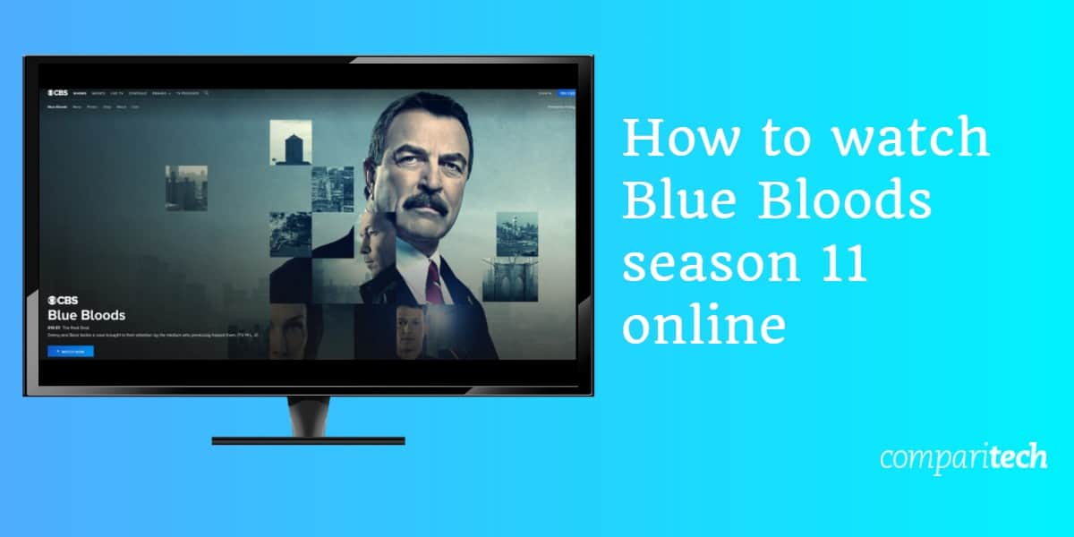 watch Blue Bloods season 11 online