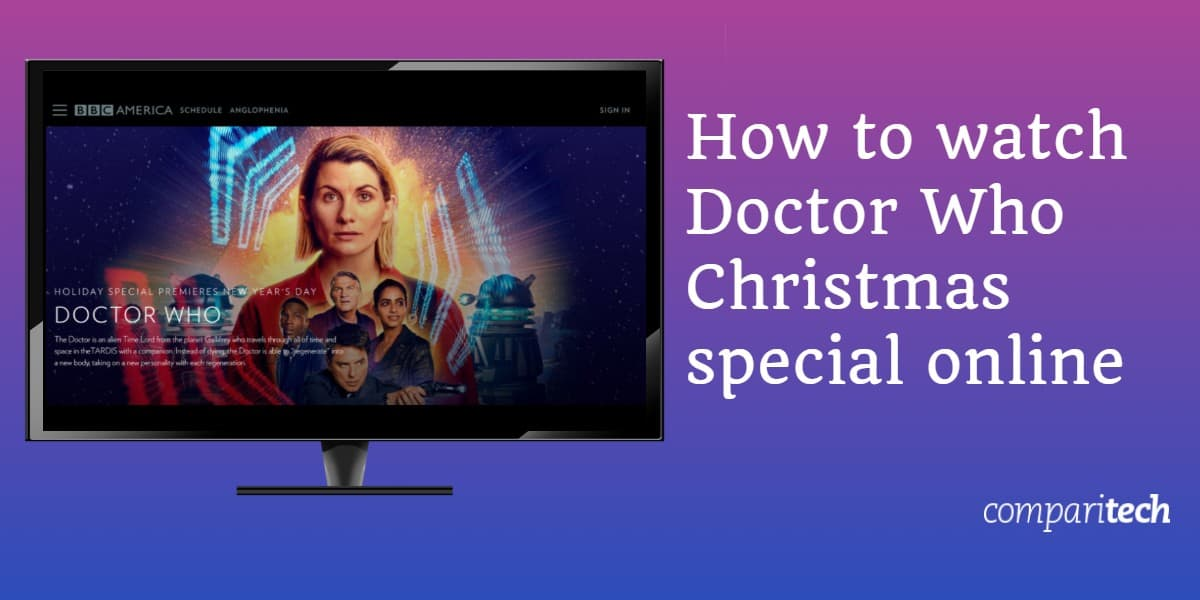 watch Doctor Who Christmas special online