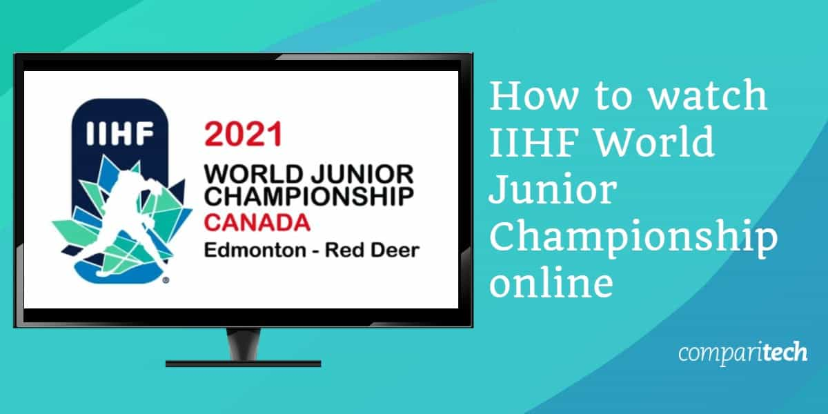 watch IIHF World Junior Championship online