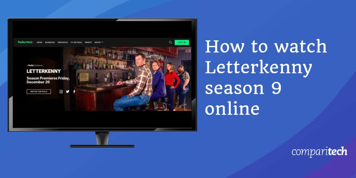 watch Letterkenny season 9 online