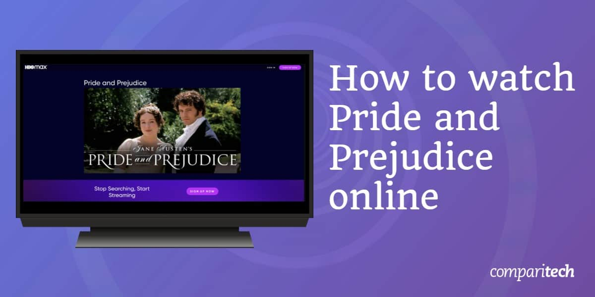 How to watch Pride and Prejudice online