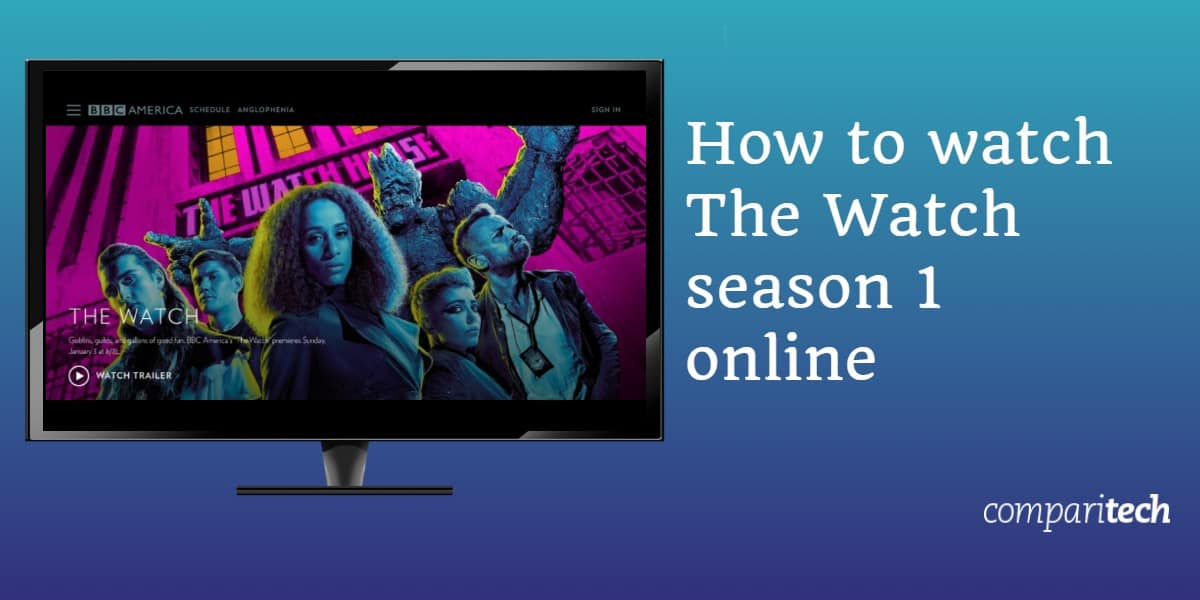 watch The Watch season 1 online