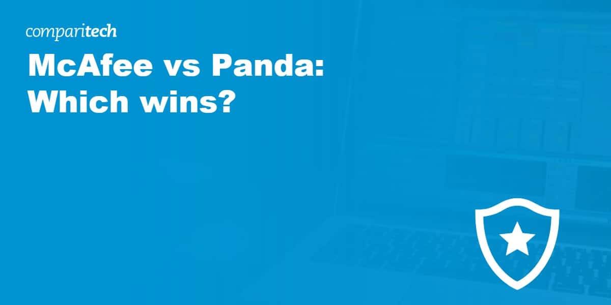 McAfee vs Panda