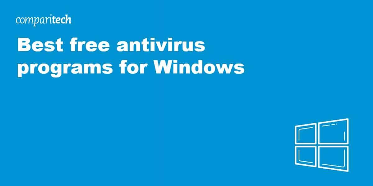 Best free antivirus programs for Windows