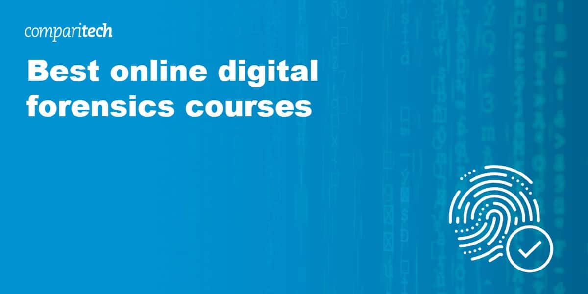 Best online digital forensics courses
