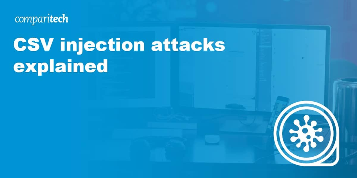 CSV injection attacks