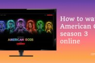 How to watch American Gods season 3 online from anywhere
