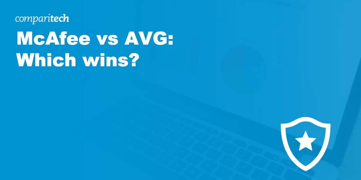 McAfee vs AVG