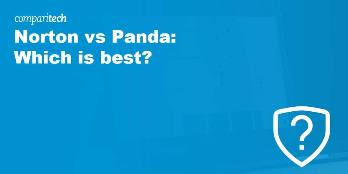 Norton vs Panda