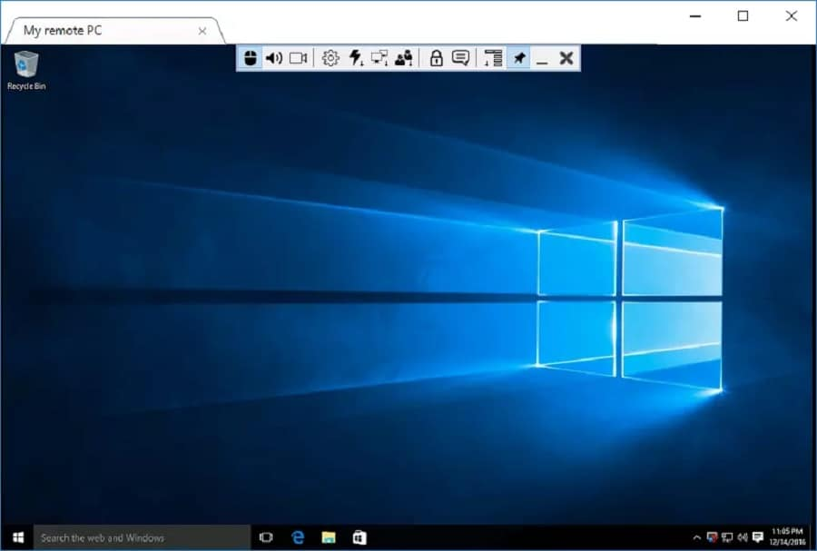 Remote Utilities for Windows Viewer