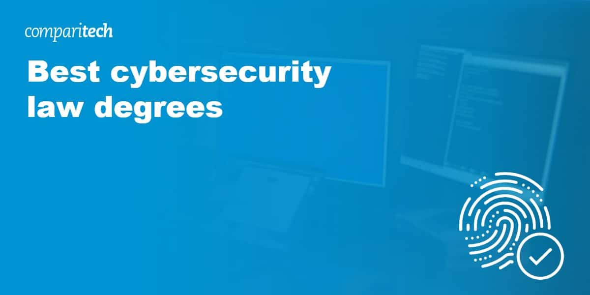 Best cybersecurity law degrees