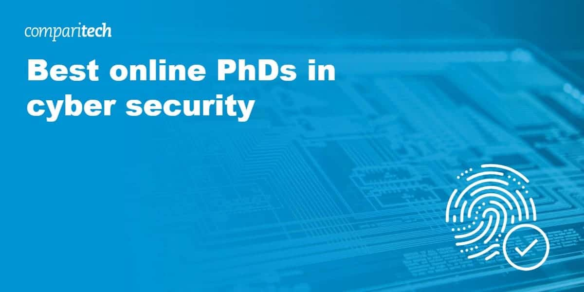 Best online PhDs in cyber security