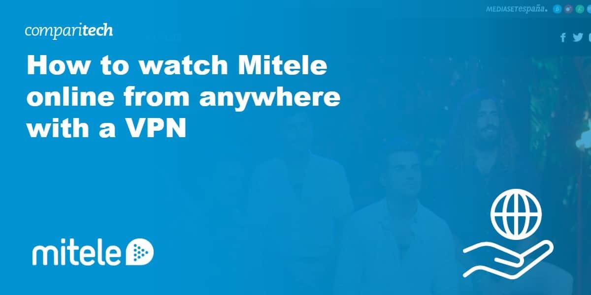 watch Mitele online