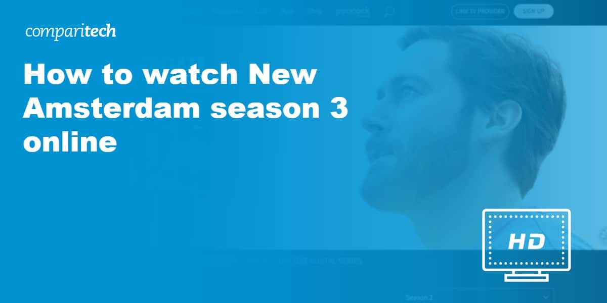 watch New Amsterdam season 3 online