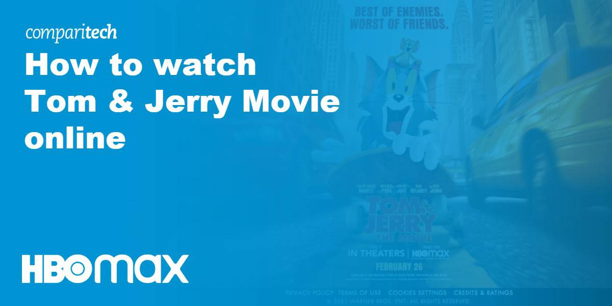 watch Tom & Jerry Movie online