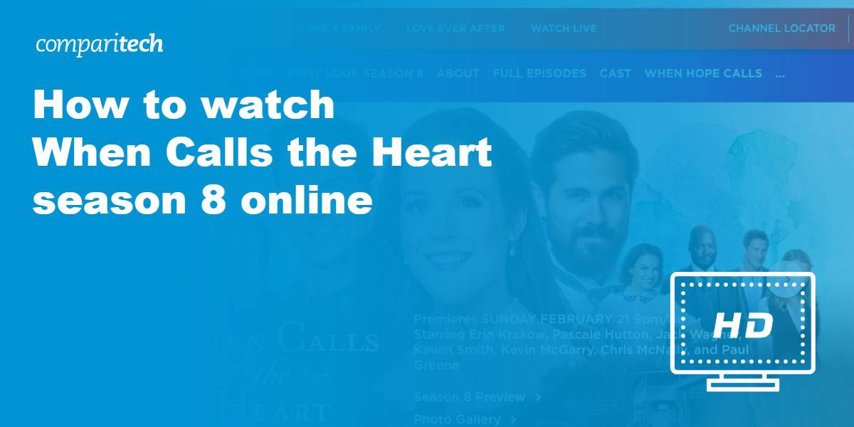 watch When Calls the Heart season 8 online