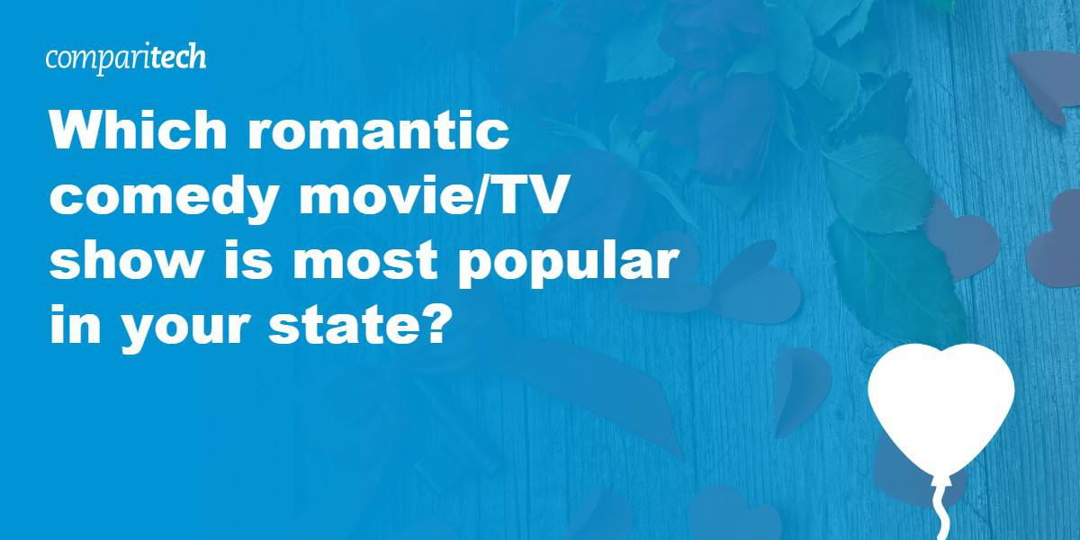 Rom-coms by state