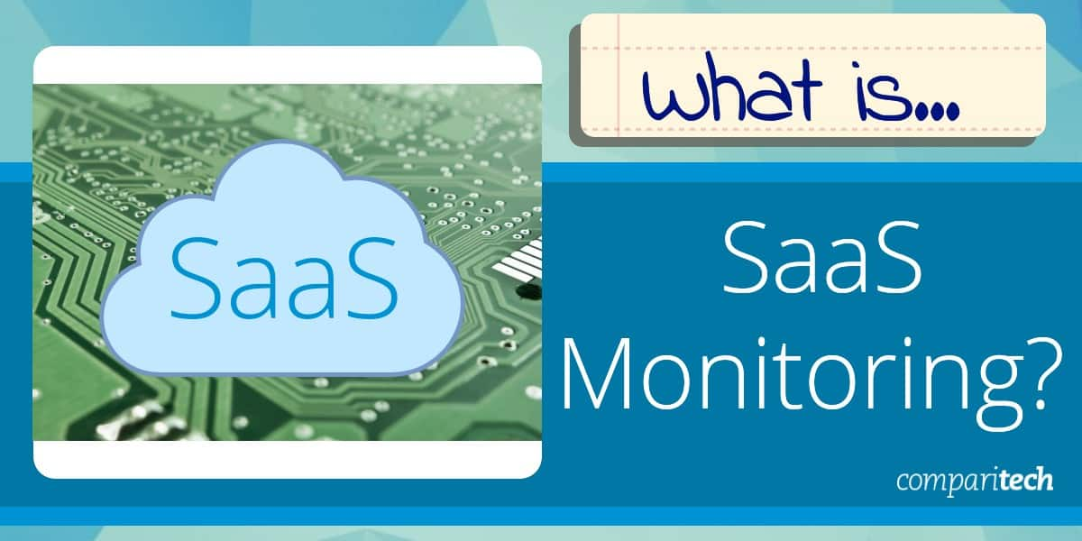 What is SaaS Monitoring