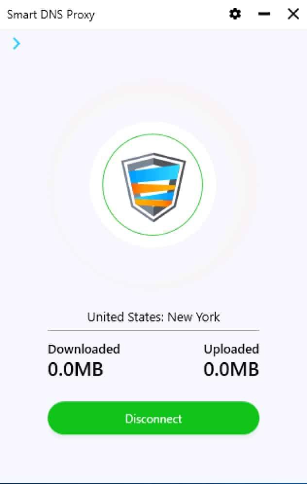 SmartDNSProxy - App