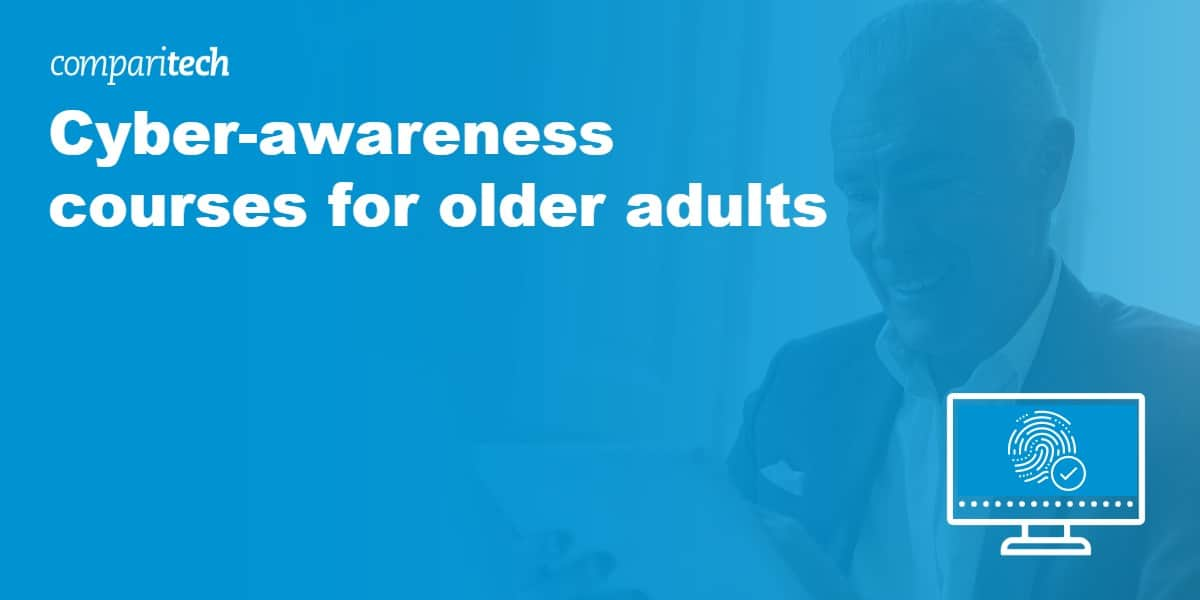 Cyber-awareness courses for older adults