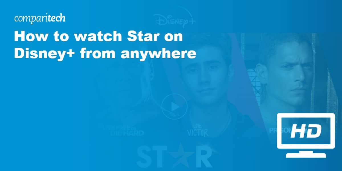 watch Star on Disney+