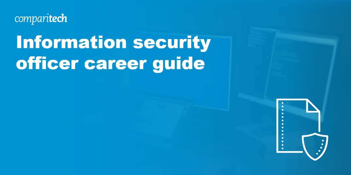 Information security officer career guide