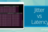 Jitter vs. Latency