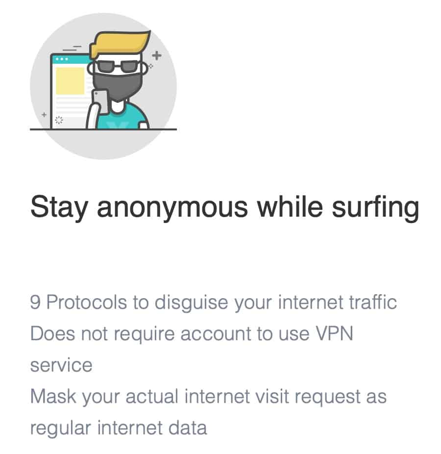 X-VPN - Security Marketing