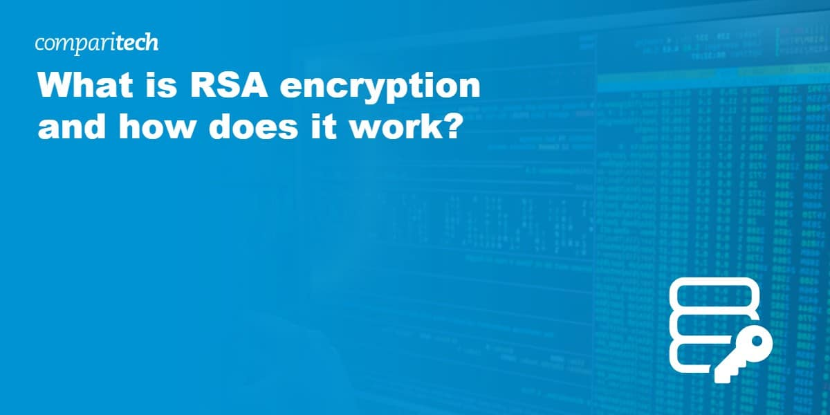 What is RSA Encryption