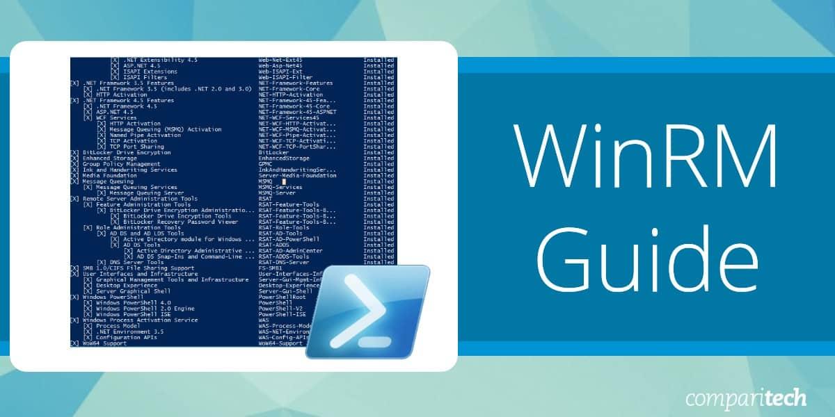WinRM Guide