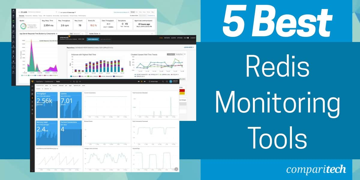 Best Redis Monitoring Tools