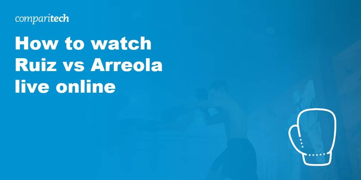watch Ruiz vs Arreola live online