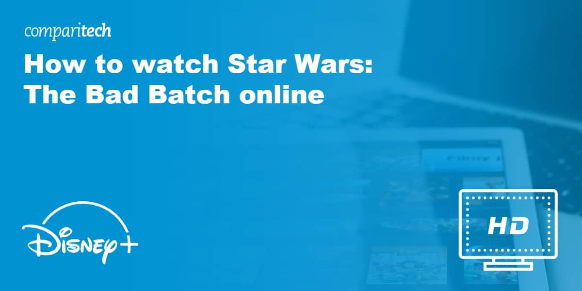 watch Star Wars - The Bad Batch online