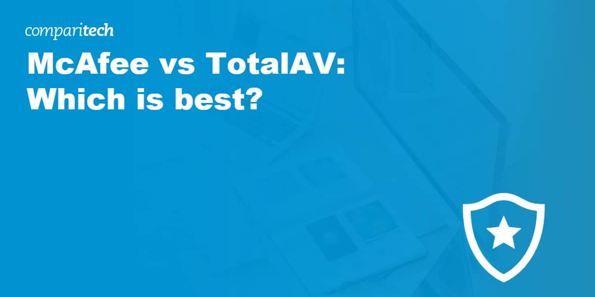 McAfee vs TotalAV
