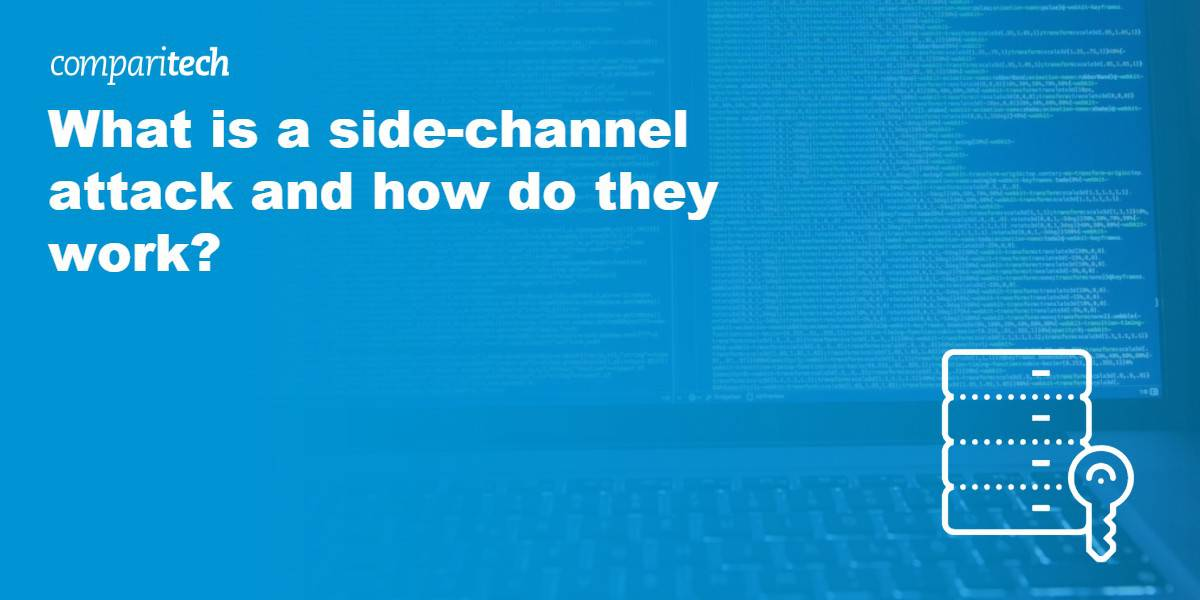 What is a side-channel attack