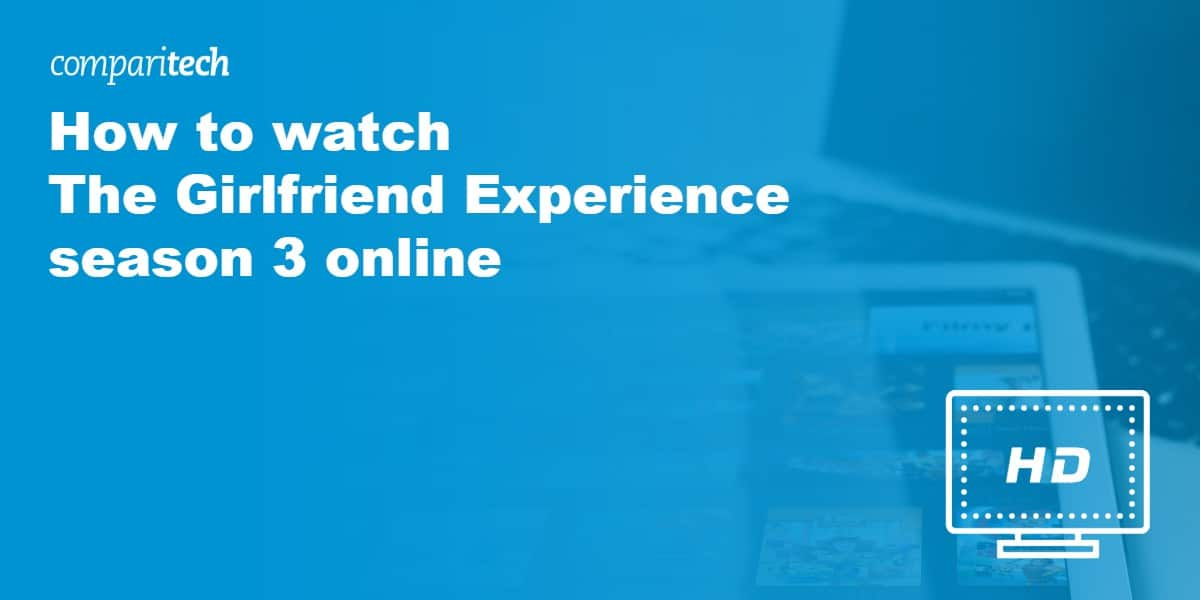 watch the girlfriend experience