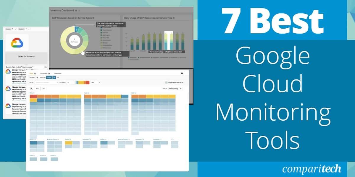 Best Google Cloud Monitoring Tools