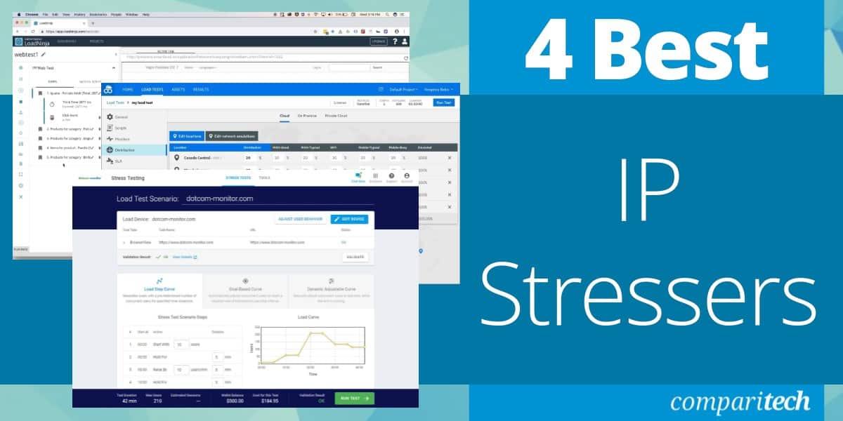 Best IP Stressers