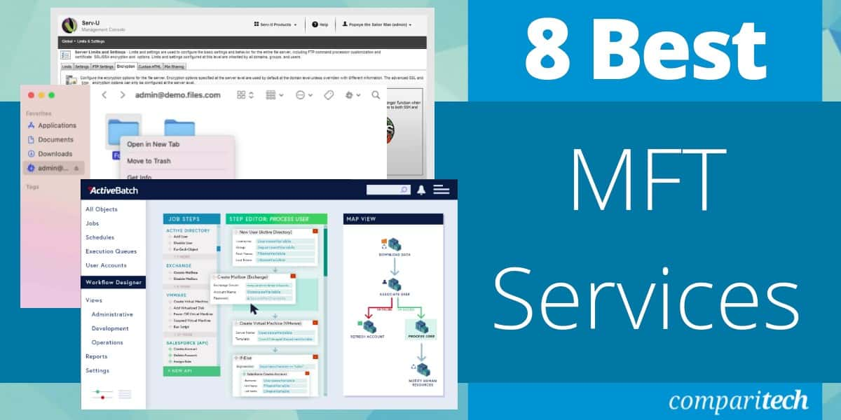 Best Managed File Transfer Services