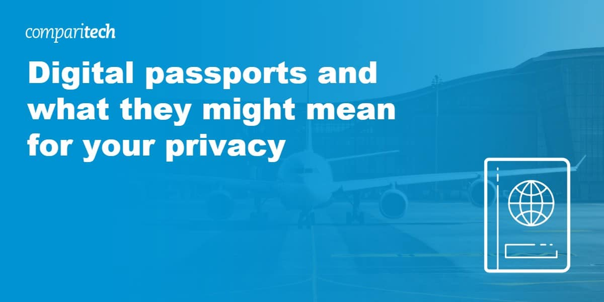 Digital passports and privacy